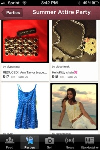 20120614 for Apps similar to poshmark