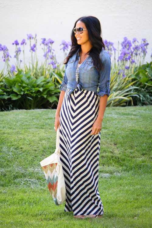 Maxi dress | Lips, Hips and Fashion Tips!