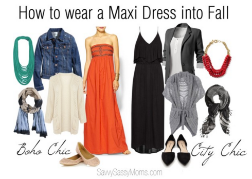 How-to-wear-a-Maxi-Dress-into-Fall